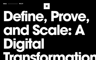 A Digital Transformation Toolkit
